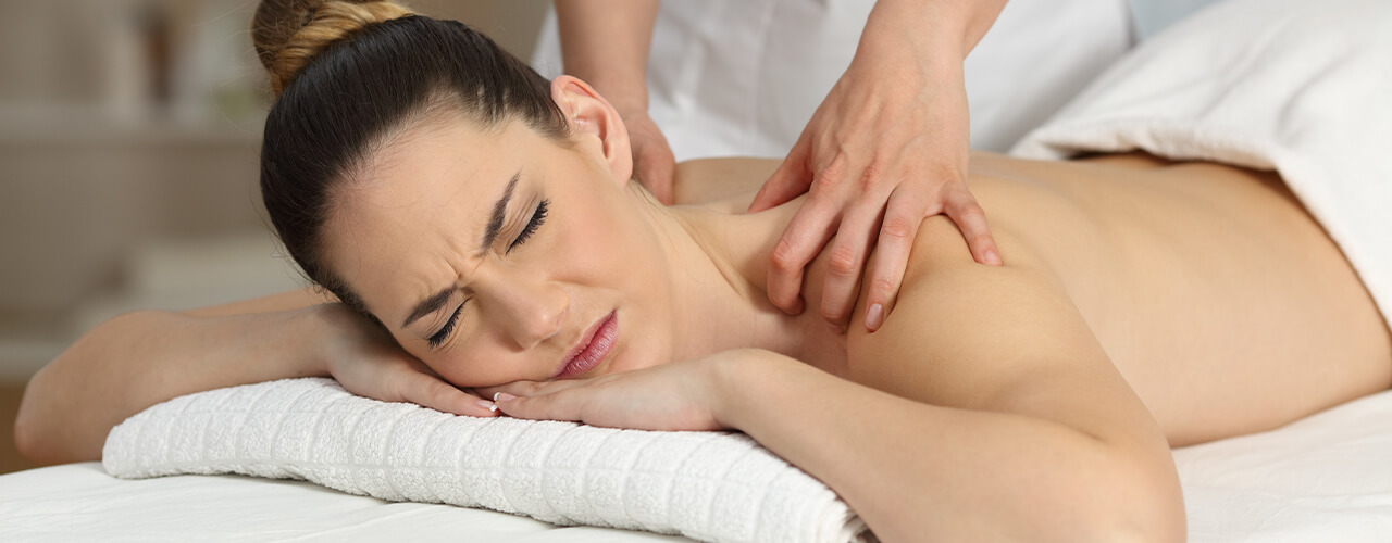 Deep Tissue Sports Massage Mobile, AL