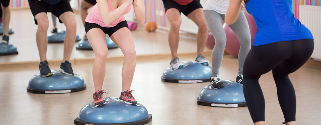 Balance Training & Fall Prevention Mobile, AL