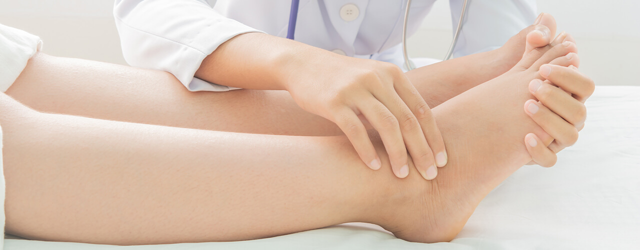 Foot and Ankle Pain Relief Mobile, AL