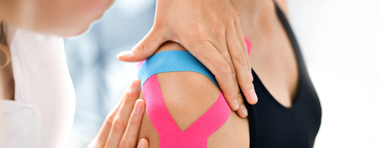 Kinesio Taping Mobile, AL